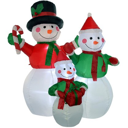 snowmen on Amazon