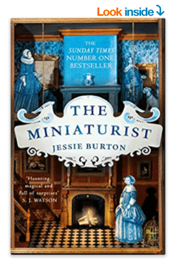 the miniaturist book